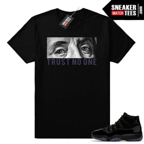 Air Jordan 11 Prom Night Sneaker shirt