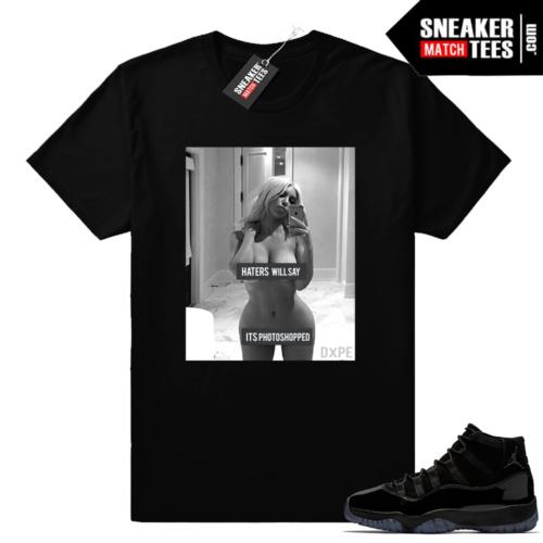 Air Jordan 11 clothing match