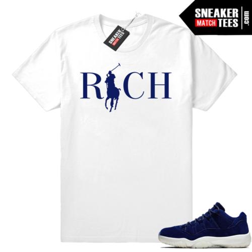 Jeter 11 low match shirt