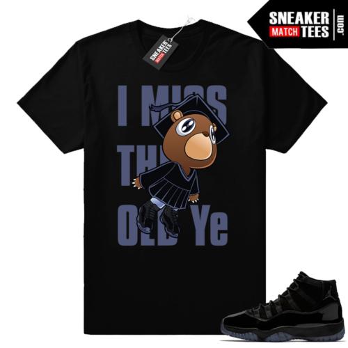 Yeezy Bear Jordan 11 Cap and Gown