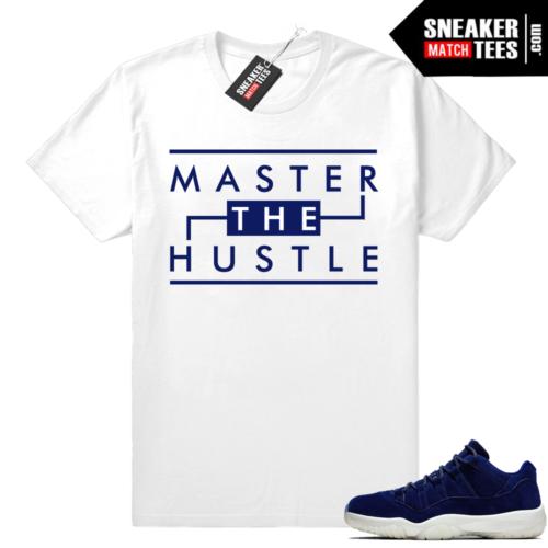 Jordan 11 Jeter lows shirt