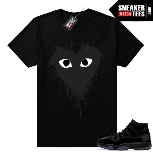 Jordan 11 match shirt