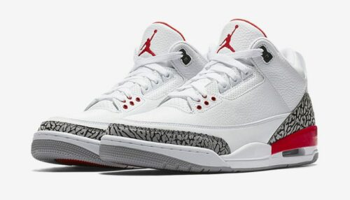 Air Jordan 3 Katrina (Hall of Fame)