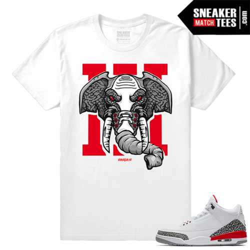 Shirt to match Jordan 3 Katrina _1