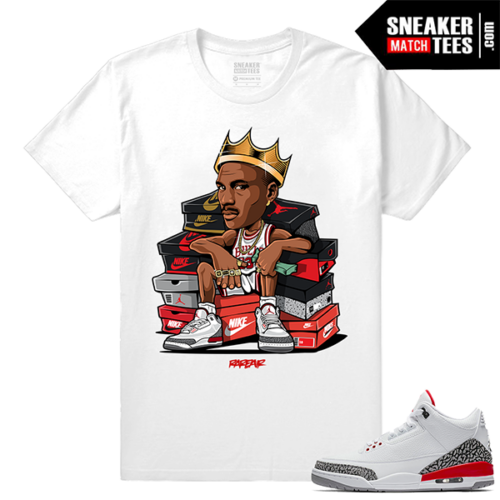 Shirt to match Jordan 3 Katrina _3