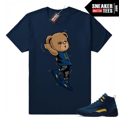 Air Jordan 12 sneaker outfits