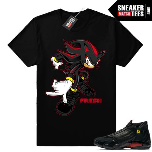 Jordan 14 Last Shot shirts