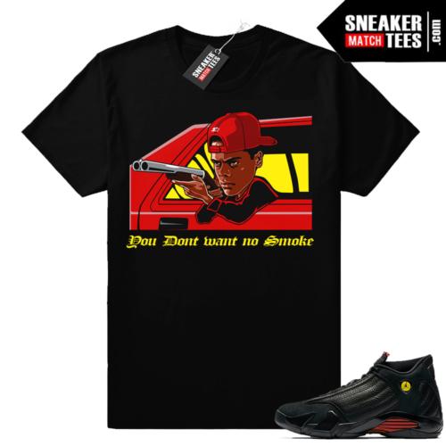 Jordan 14 sneaker tees to match
