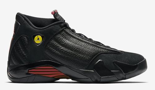 Jordan Release Dates Last Shot 14