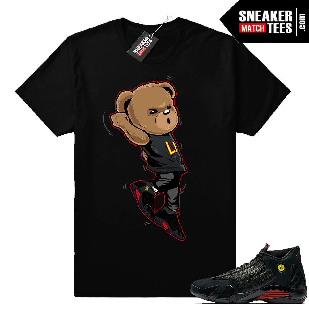 Last Shot Jordan 14 shirts