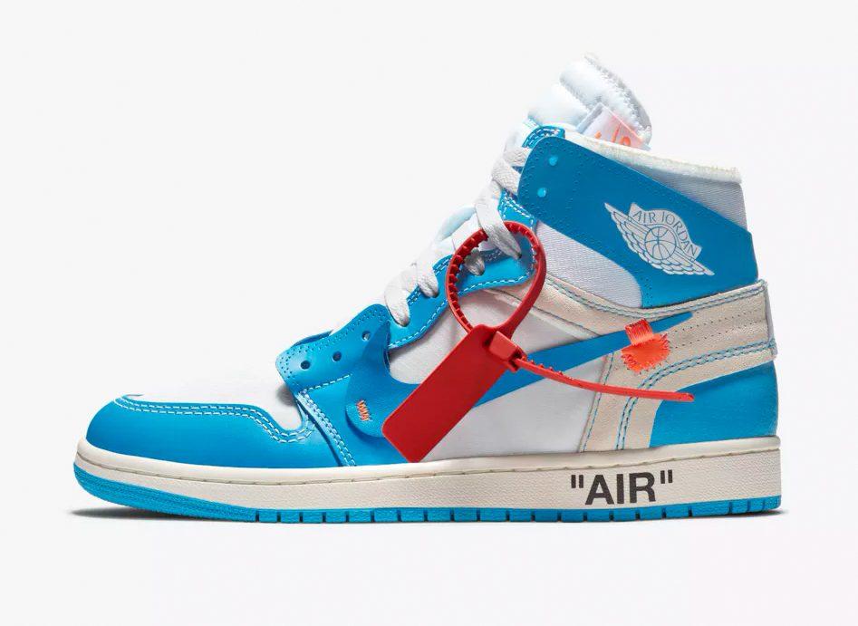 OFF White Jordan 1 \