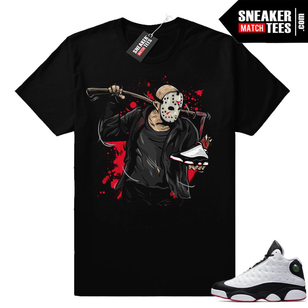 Air Jordan 13 He Got Game Shirt Match