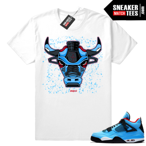 Air Jordan 4 matching tee