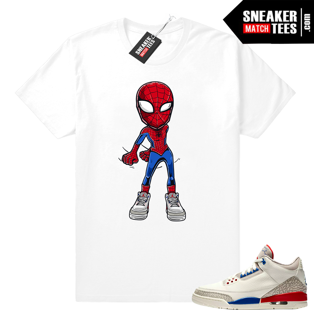 Jordan 3 Charity Game Shirt