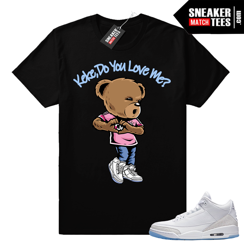 Keke do you Love Me Shirt Black
