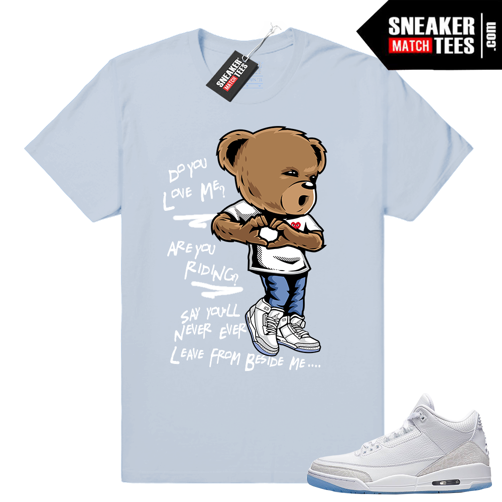 Keke do you love me shirt Light Blue