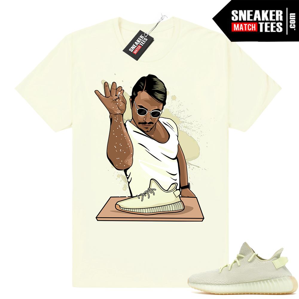 Salt Bea Yeezy Butter t shirt
