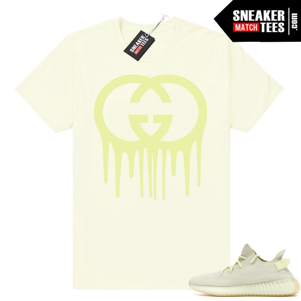 Shirts match Yeezy Boost Butter