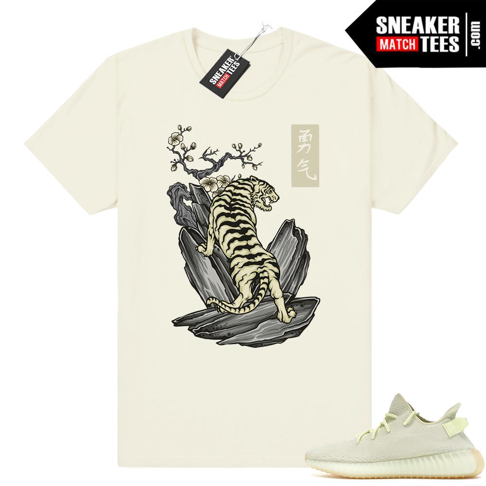 Sneaker t shirts Yeezy Boost Butter