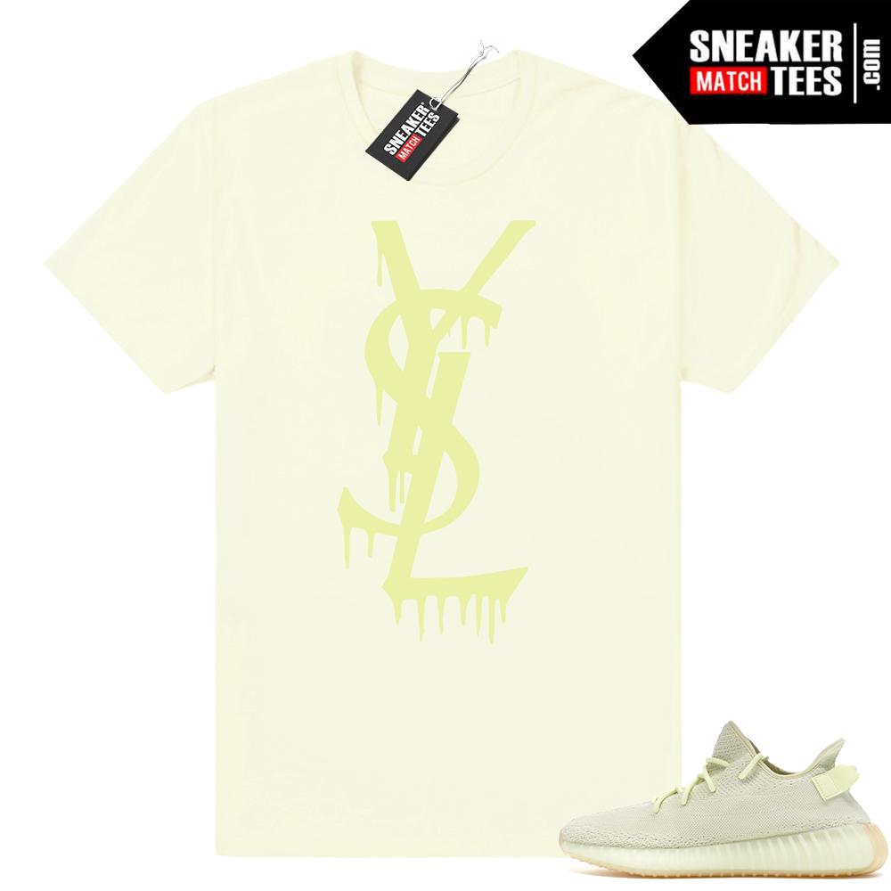 Sneaker tees Yeezy boost 350 Butter