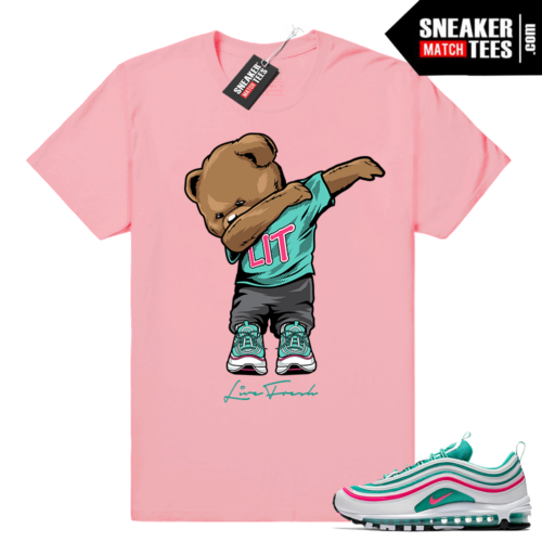 South Beach Air Max Sneaker tees