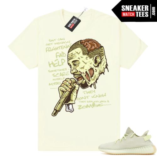 Ye Yikes Kanye West Zombie Yeezy Butter Shirt