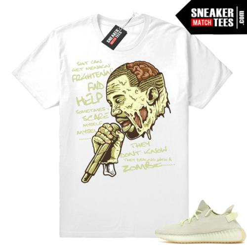 Yeezy Boost 350 V2 Butter shirt