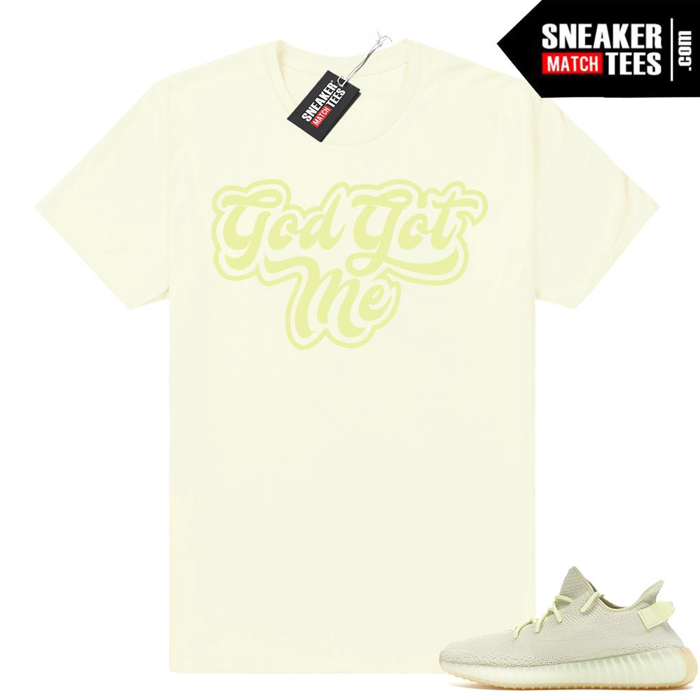 Yeezy Boost 350 V2 Butter sneaker tees