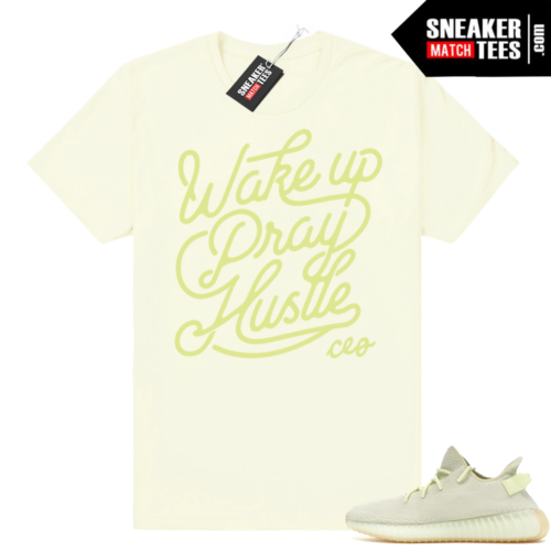 Yeezy Boost Butter CEO Daily Routine shirt
