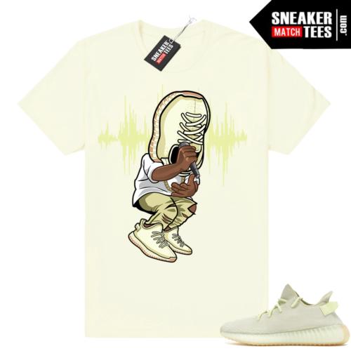 Yeezy Butter shirt to match