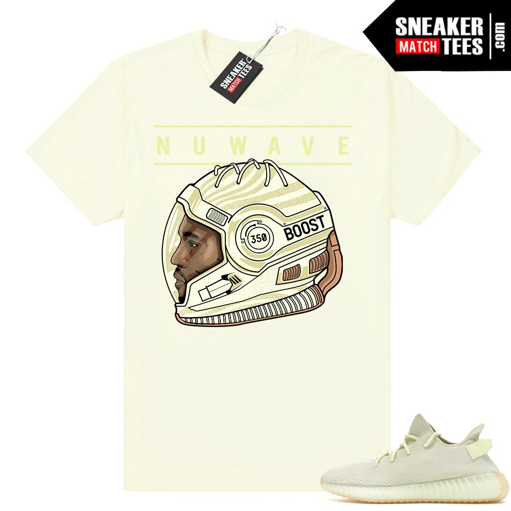 Yeezy shirt match Yeezy Boost 350 Butter
