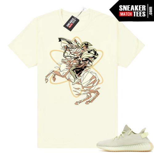 Yeezy shirts match Butter 350 V2