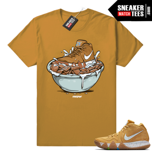 Cinnamon Toast Crunch Kyrie 4 shirt