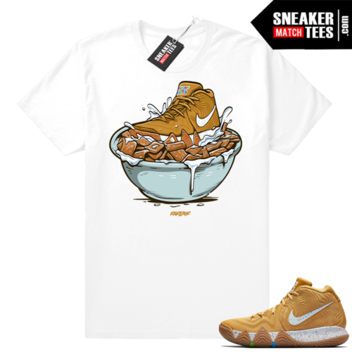 Cinnamon Toast Crunch Kyrie Shirt