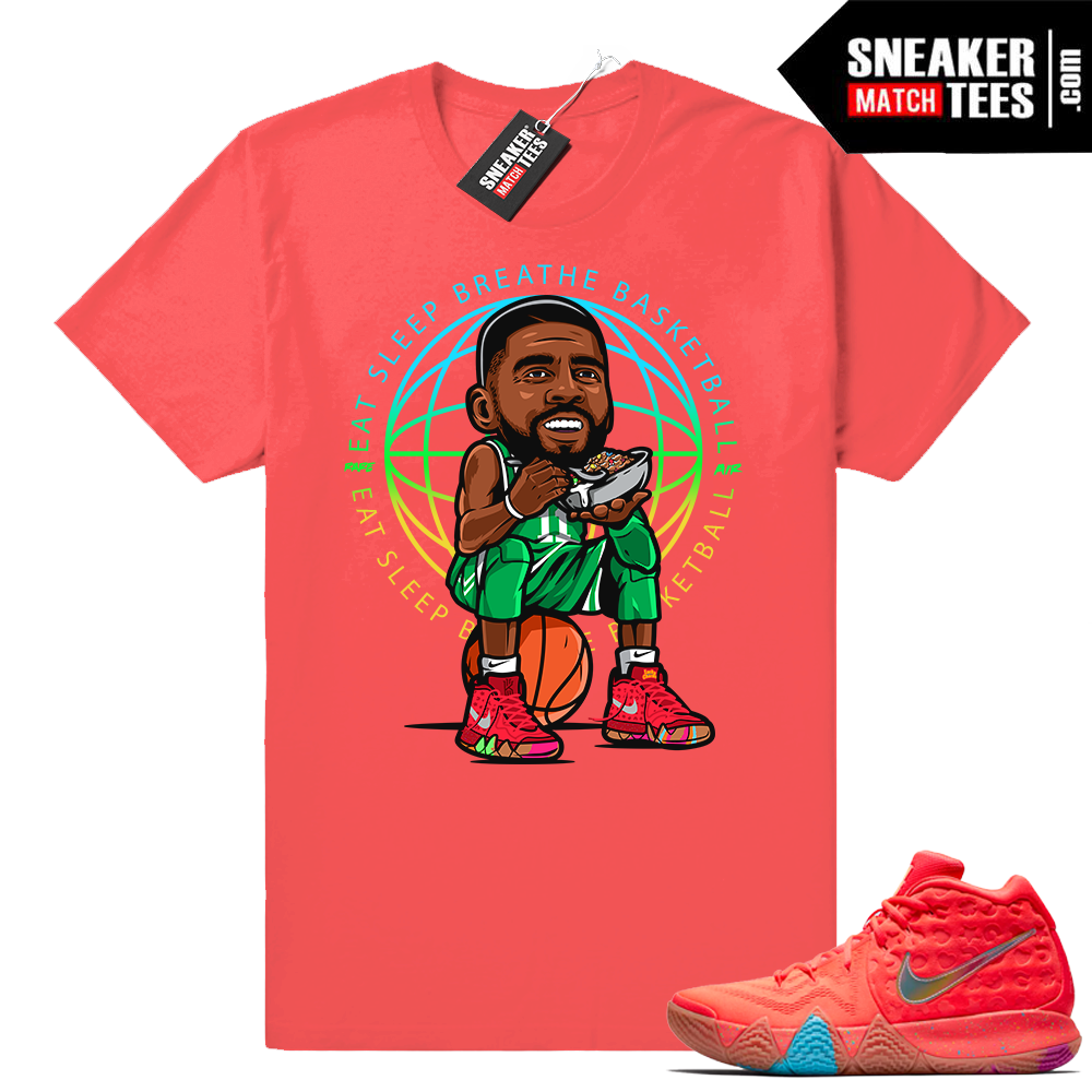 Eat Sleep Breathe Basketball Kyrie Irving shirt