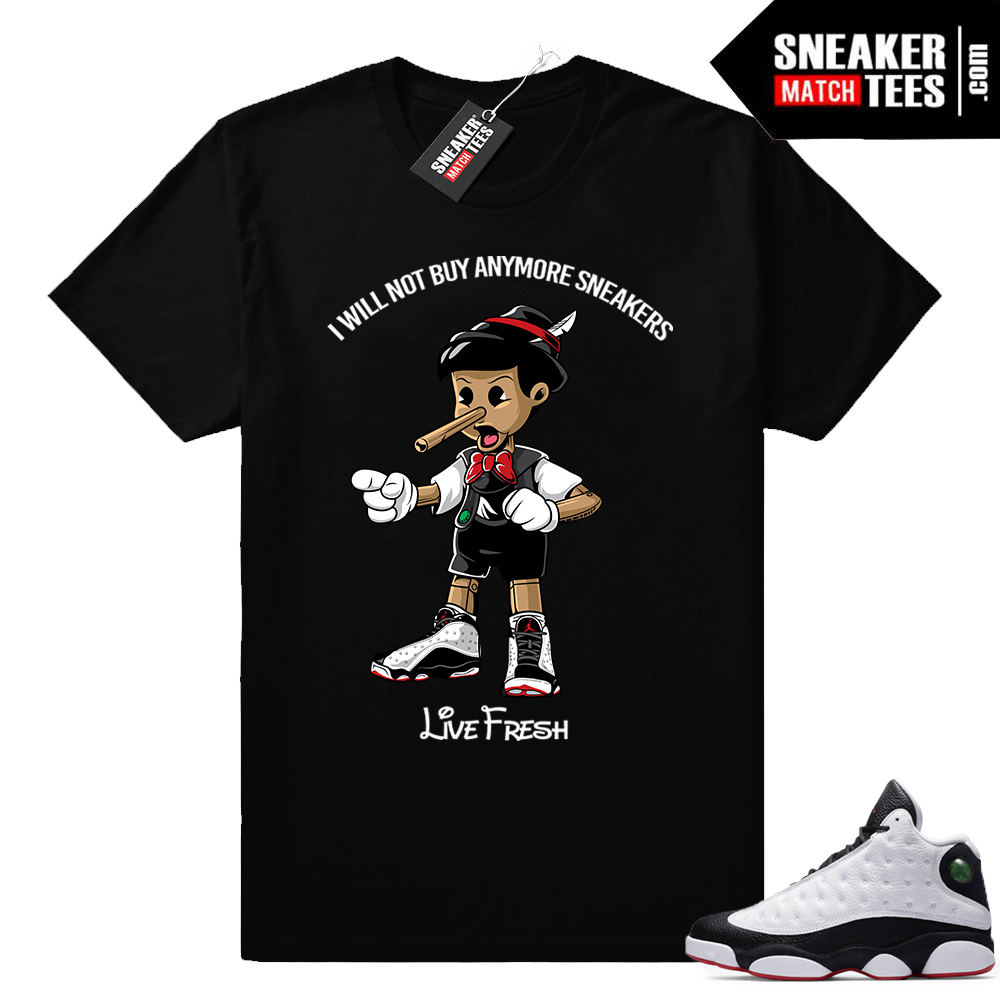 He Got Game t shirts