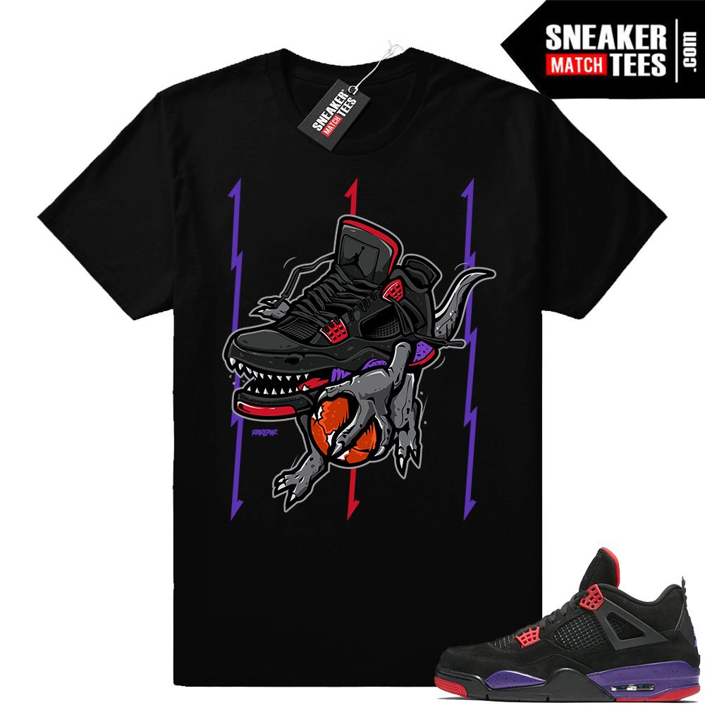 Jordan 4 Raptors shirt