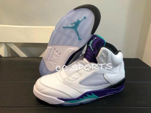 Jordan release date Jordan 5 Grape 2018 _1