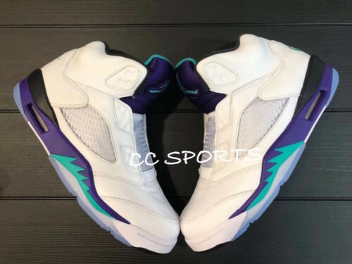 Jordan release date Jordan 5 Grape 2018 _2