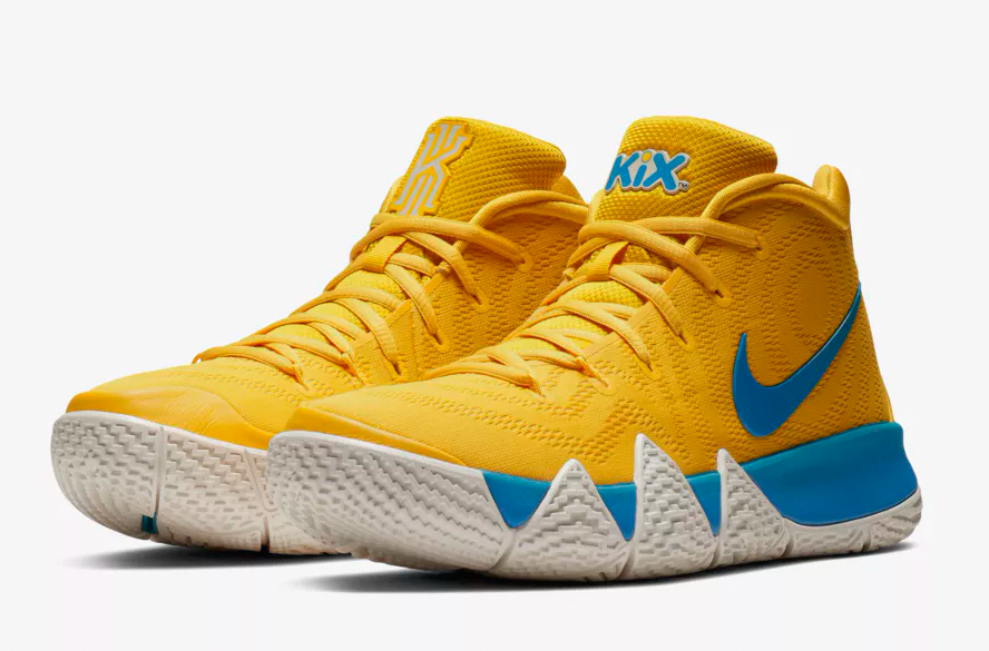 Kyrie 4 Kix Cereal Pack _4