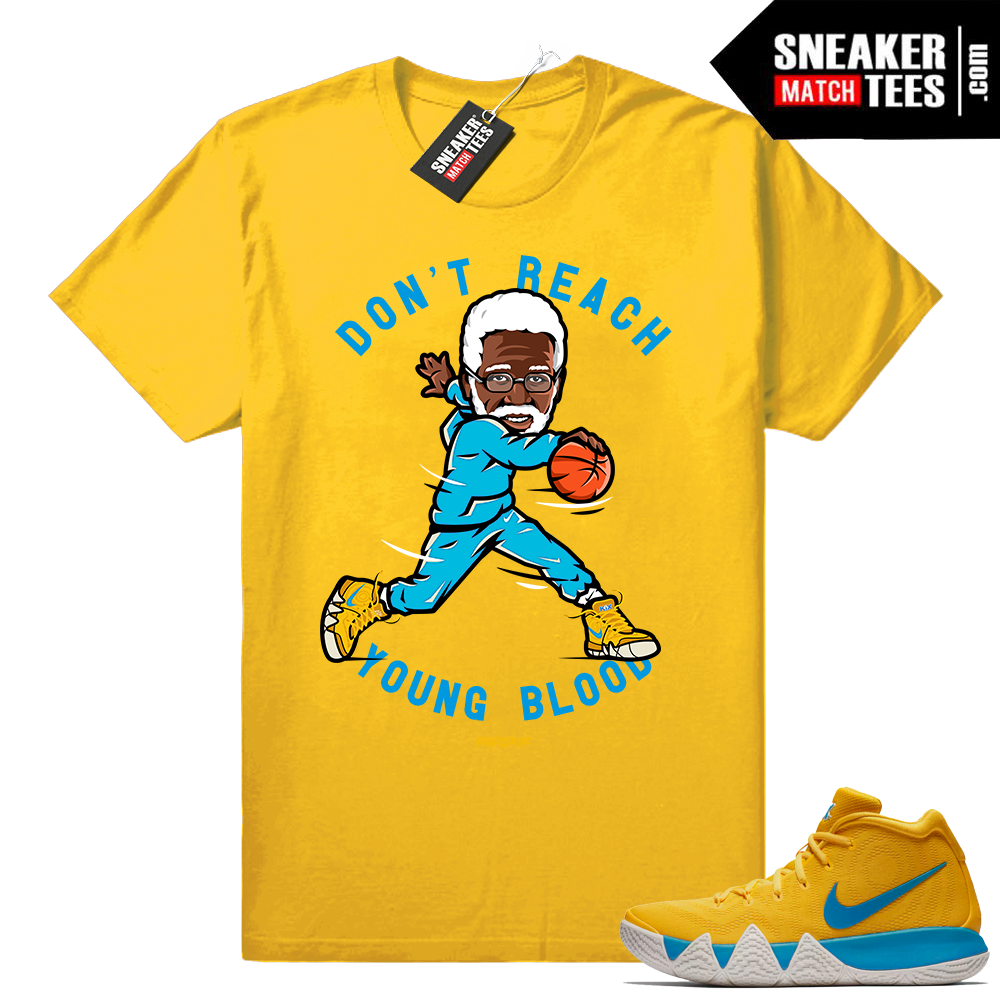 Kyrie 4 Kix Cereal Pack t shirt