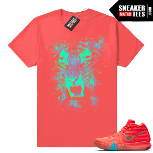 Kyrie 4 Lucky Charms t shirts