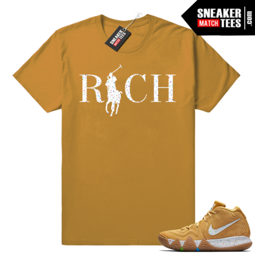 Kyrie 4 matching shirts