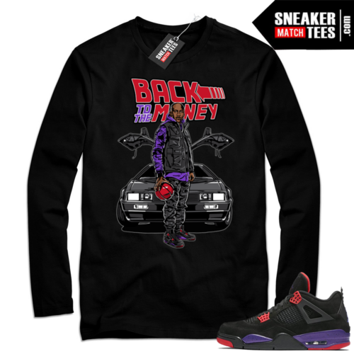 Match Raptor 4 Jordan Retro shirt