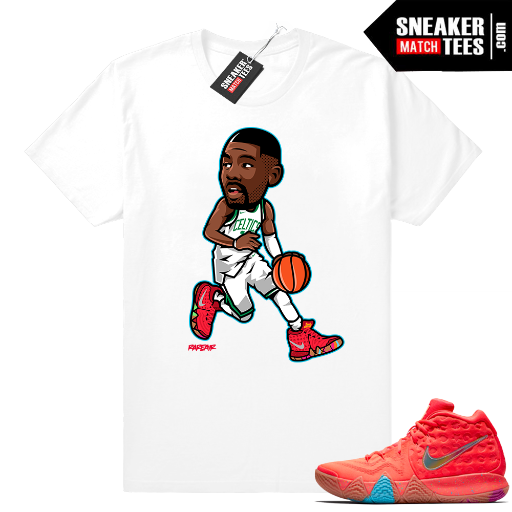 Nike Kyrie 4 Lucky Charms shirt