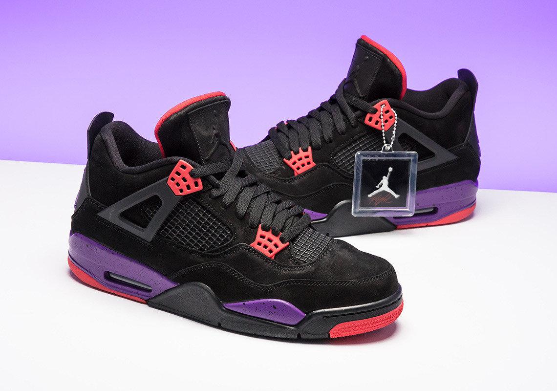 Raptor 4s Jordan Retro 4 _1