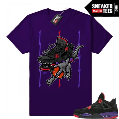 Shirt Raptors Jordan 4