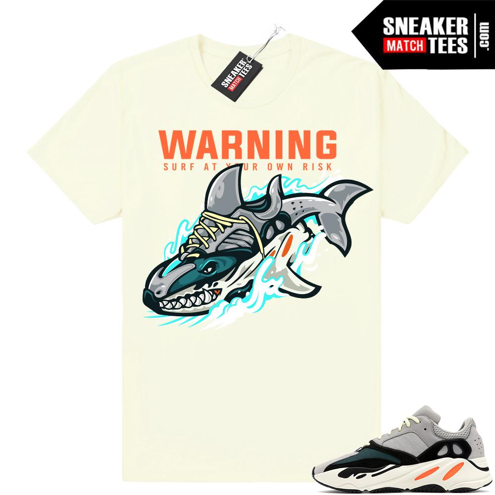 Wave Runner 700 Yeezys shirt match