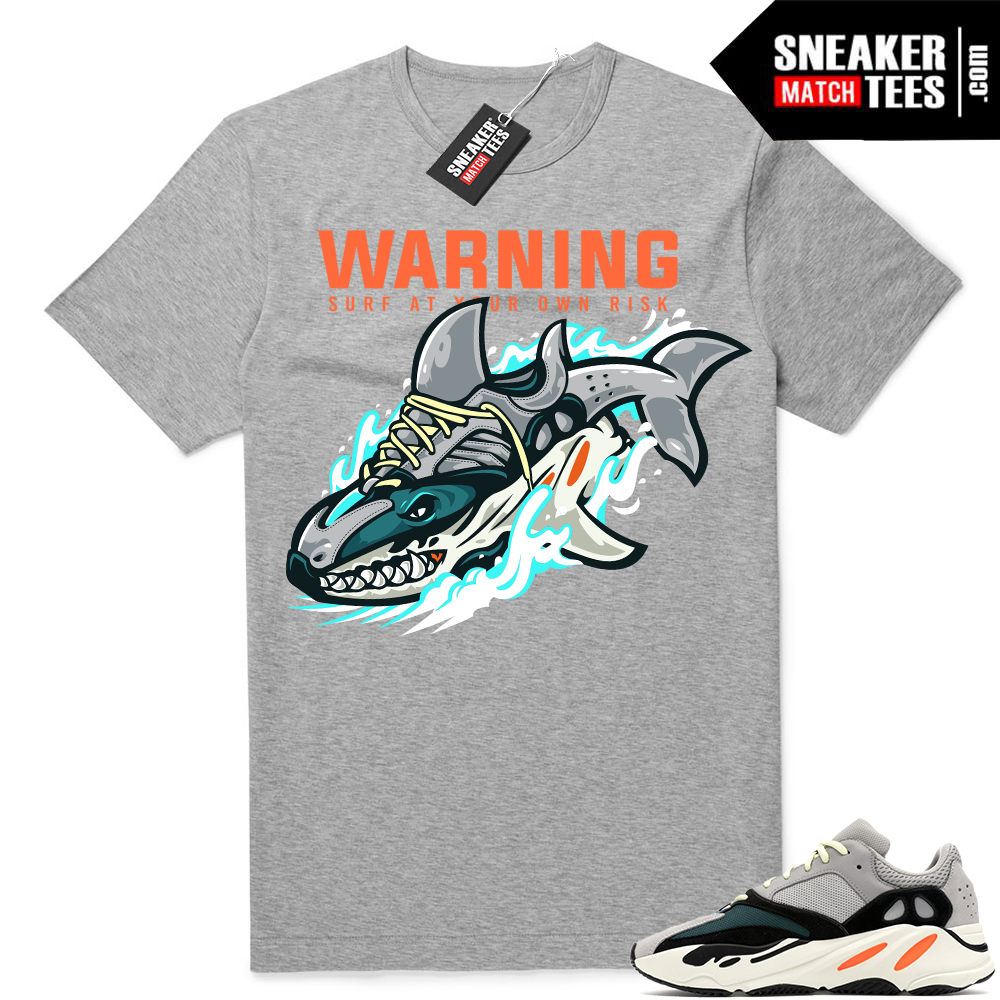 Wave Runner 700 shirt to match