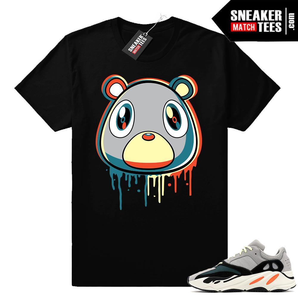 Yeezy Bear Drip Shirt Wave runner 700